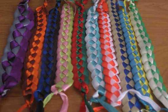 Способы плетения из ниток
